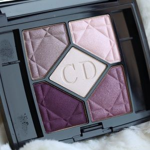NIB DIOR 5 Couleurs Eyeshadow Palette No.970